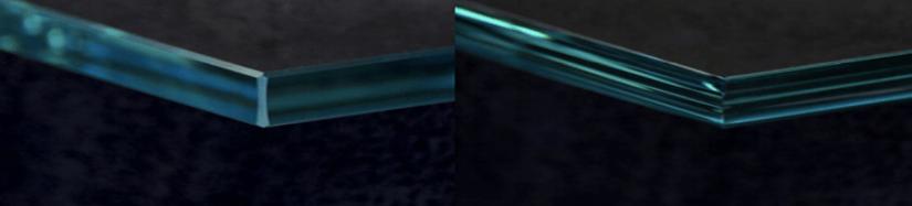 edge glass